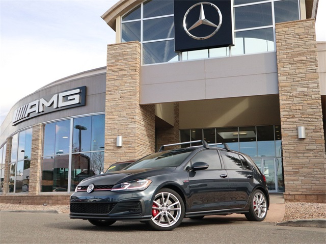 Pre-Owned 2018 Volkswagen Golf GTI 2.0T SE