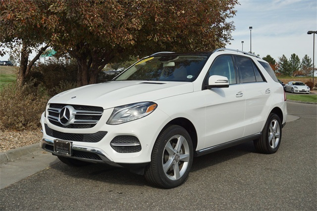 Certified Pre Owned 2016 Mercedes Benz Gle 300