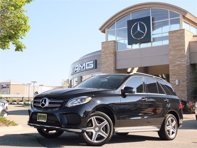 Certified Pre-Owned 2017 Mercedes-Benz GLE GLE 400