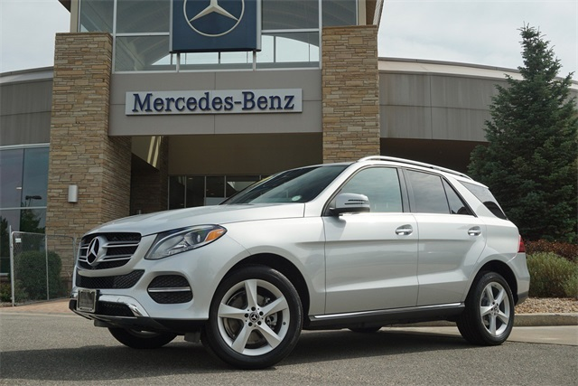 Certified Pre Owned 2017 Mercedes Benz GLE GLE 350