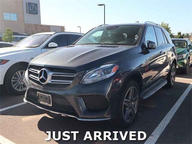 Pre-Owned 2016 Mercedes-Benz GLE GLE 350 Sport