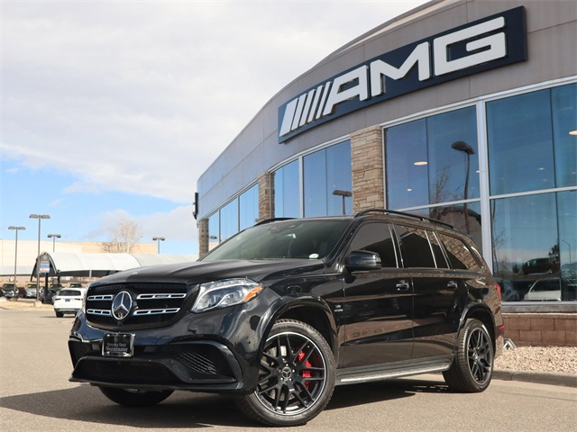 Certified Pre-Owned 2018 Mercedes-Benz GLS AMG® GLS 63 SUV