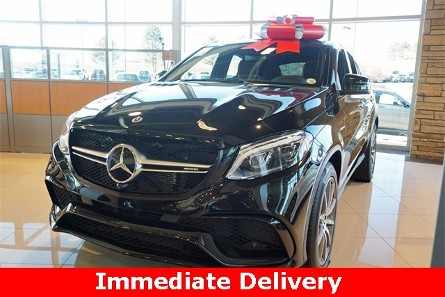 Pre Owned 2018 Mercedes Benz Gle Amg Gle 63 S Coupe Coupe In