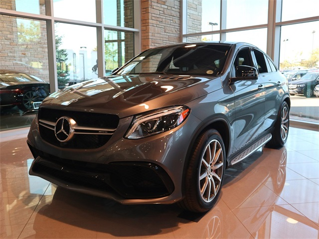 Pre-Owned 2019 Mercedes-Benz GLE AMG® GLE 63 S Coupe