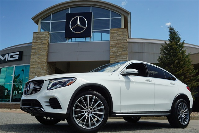 Certified Pre-Owned 2018 Mercedes-Benz GLC GLC 300 Coupe