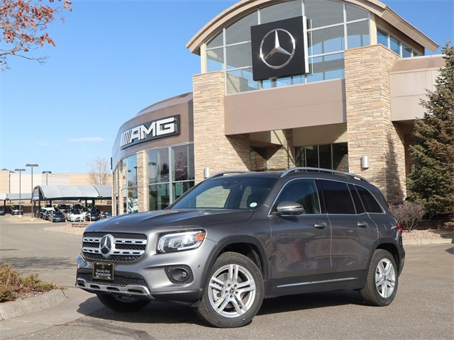 2019 Mercedes-Benz GLB 250 4MATIC® SUV