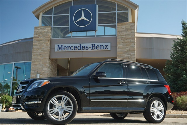 Certified Pre Owned 2017 Mercedes Benz Glk 250
