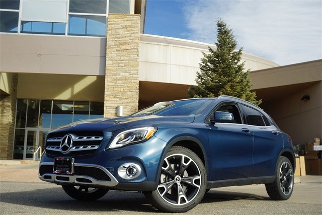 new 2019 mercedes-benz gla gla 250 suv in westminster #kj597445