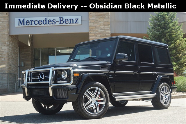 New 2018 Mercedes Benz G Class Amg G 63 Suv Suv In Westminster