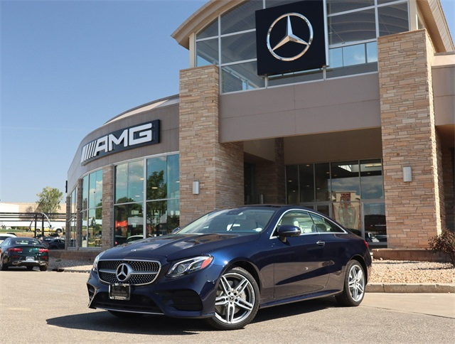 Mercedes Benz Westminster >> New 2019 Mercedes Benz E 450 Sport 4matic Coupe