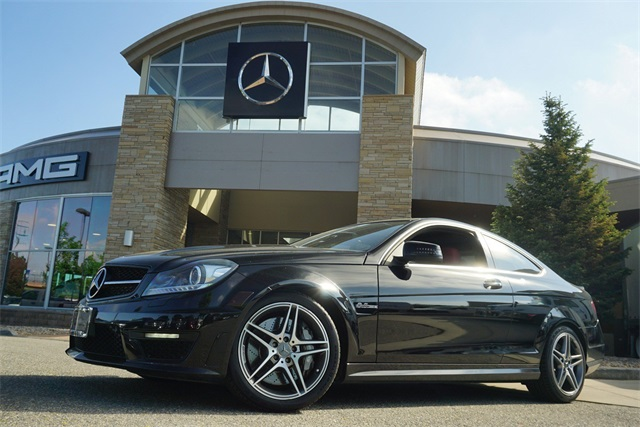 Pre-Owned 2012 Mercedes-Benz C-Class C 63 AMG®
