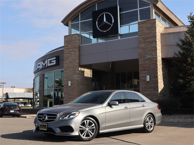 Certified Pre-Owned 2015 Mercedes-Benz E-Class E 350