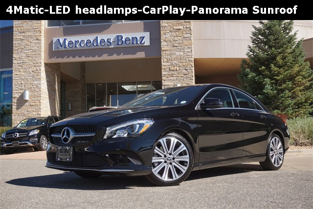 New 2019 Mercedes Benz Cla Cla 250 Coupe In Westminster Kn729427