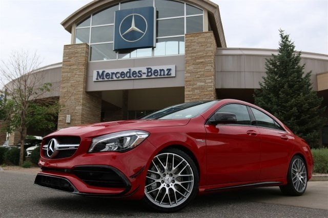 Pre Owned 2018 Mercedes Benz CLA AMG® CLA 45 Coupe