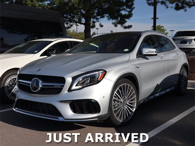 Pre-Owned 2019 Mercedes-Benz GLA GLA 45 AMG®