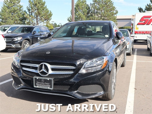 Mercedes Benz Westminster >> Certified Pre Owned 2018 Mercedes Benz C 300 4matic Sedan