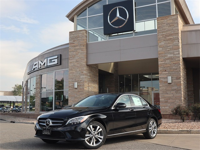 Mercedes Benz Westminster >> New 2020 Mercedes Benz C 300 4matic 4d Sedan