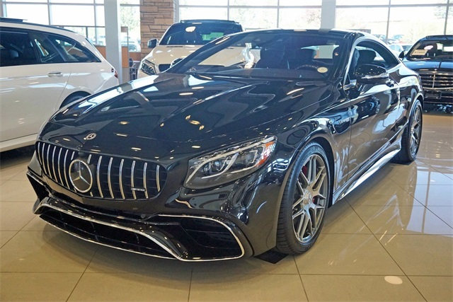 New 2019 Mercedes Benz S Class S 63 Amg 2d Coupe In Westminster