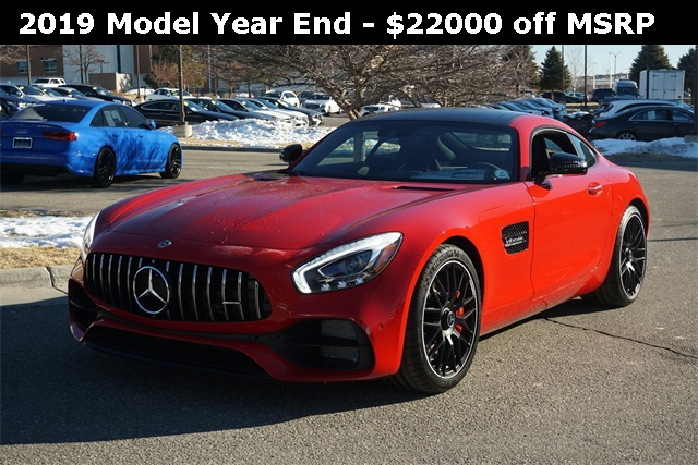 Mercedes Benz Amg Gt >> New 2019 Mercedes Benz Amg Gt S With Navigation