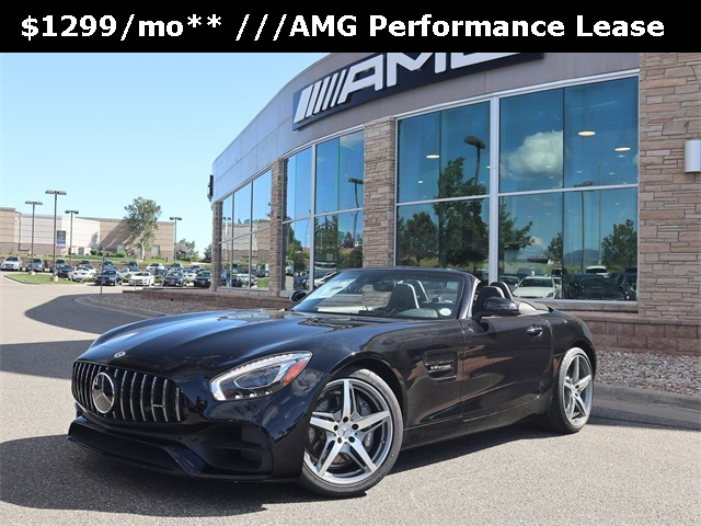 New 2019 Mercedes-Benz AMG® GT Cabriolet