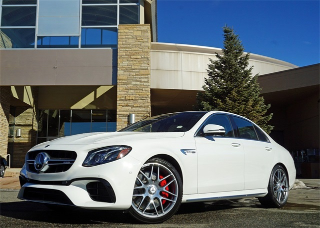 New 2019 Mercedes Benz E Class Amg E 63 S Sedan Sedan In