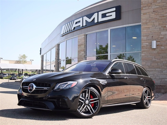 Certified Pre-Owned 2019 Mercedes-Benz E-Class AMG® E 63 S Wagon