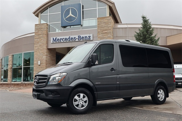 Pre Owned 2015 Mercedes Benz Sprinter 2500 Passenger Van
