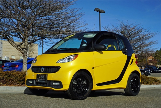 Pre-Owned 2013 smart smart fortwo coupe fortwo coupe