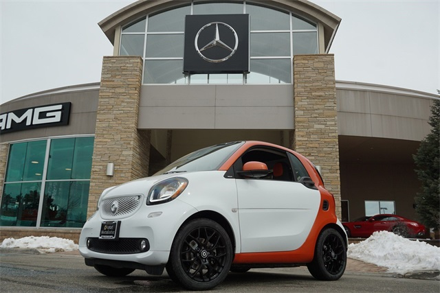 Pre Owned 2016 Smart Smt Fortwo Coupe