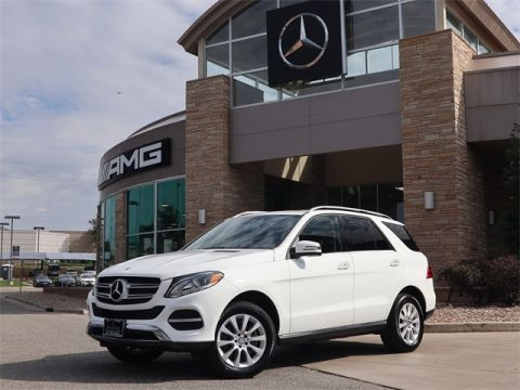 Pre-Owned 2016 Mercedes-Benz GLE GLE 300