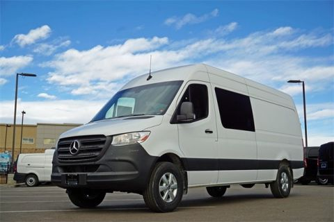 New 2019 Mercedes-Benz Sprinter 2500 Crew 170 WB