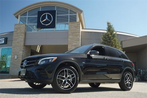 Pre-Owned 2018 Mercedes-Benz GLC GLC 350