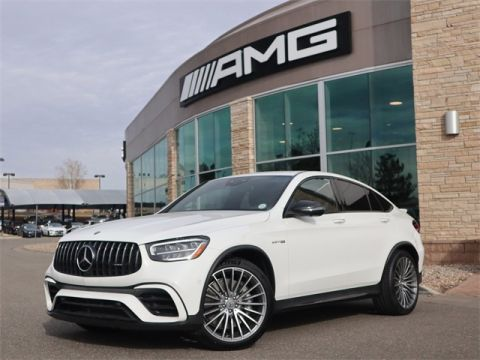 New 2020 Mercedes-Benz GLC AMG® GLC 63 Coupe