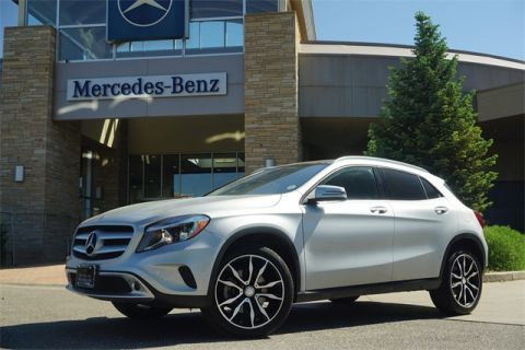 Certified Pre Owned 2015 Mercedes Benz GLA GLA 250