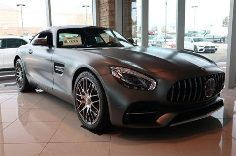 Pre-Owned 2018 Mercedes-Benz GT AMG® GT S