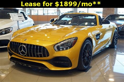 Pre-Owned 2019 Mercedes-Benz GT AMG® GT C Roadster